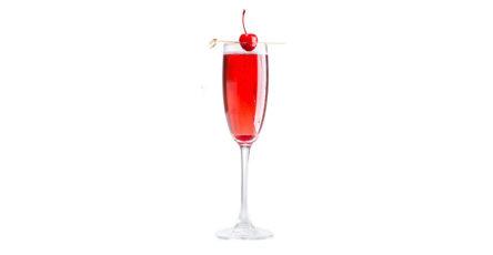 Королевский Кир, Kir Royal рецепт коктейля