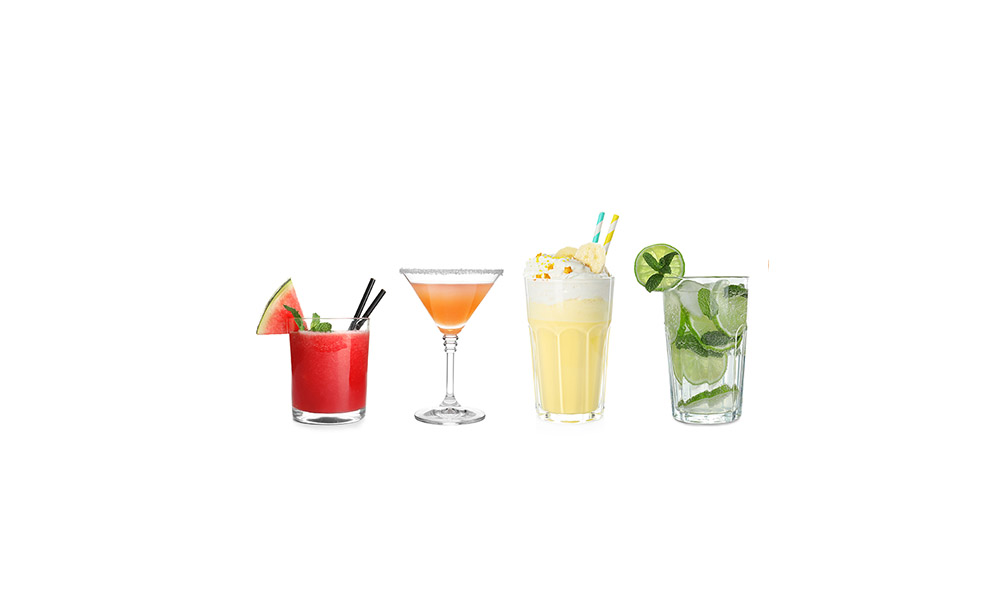 популярные коктейли рецепты