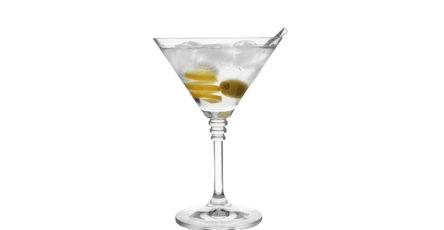 Dry Martini коктейль рецепт Мартини сухой
