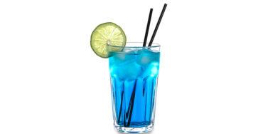 голубая лагуна коктейль рецепт