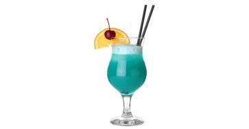голубые гаваи коктейль рецепт